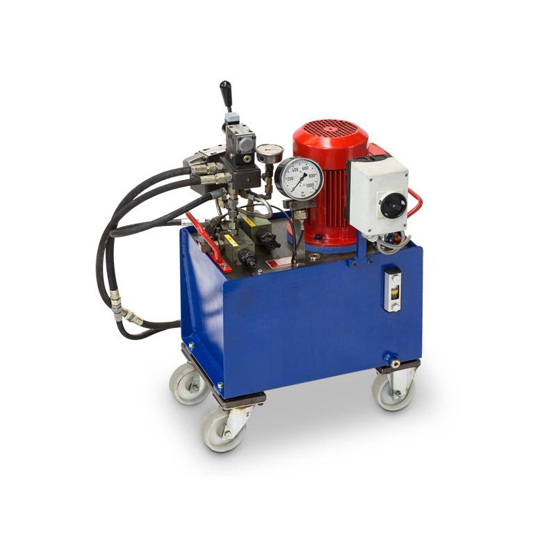 Prüfaggregat HPE-1,5/50-1,5/300/DU/A