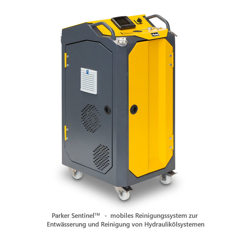 Parker SentinelTM