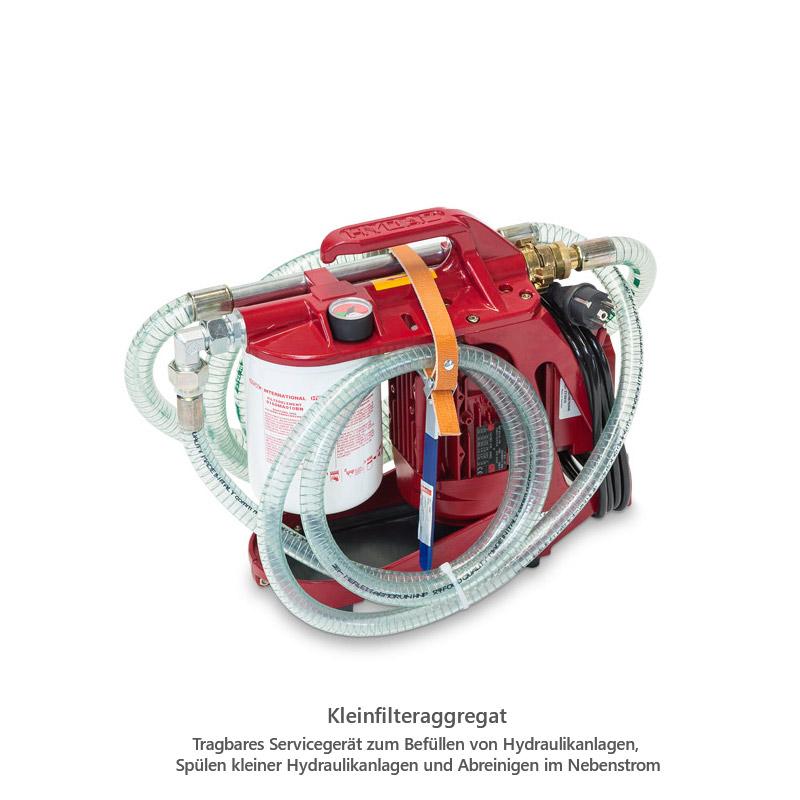 Filteraggregat - HYDAC OF7
