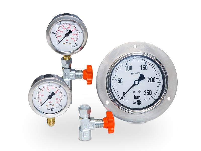 Glyzerinmanometer
